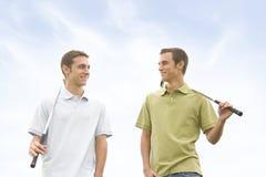 golfiści zdjęcia stock
