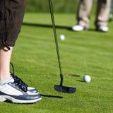 golfing Стоковое Фото