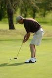 golfing Images libres de droits