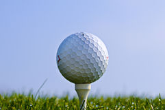 Golfing Stock Photography