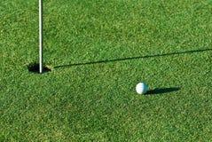 Golfing стоковое фото rf