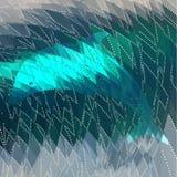 Golfinho azul Fotografia de Stock Royalty Free