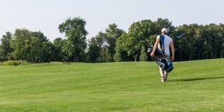 golfista Zdjęcia Stock