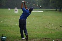 golfista Imagen de archivo