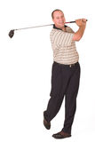 Golfista #7 Imagen de archivo