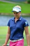Golfista de 18 años 2016 de Brooke Henderson LPGA Imagen de archivo libre de regalías