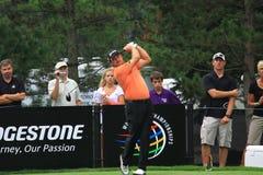 Golfista Graeme McDowell zdjęcia royalty free