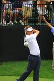 Golfista Ian Poulter Imagen de archivo libre de regalías