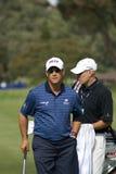 Golfista profesional de Scott McCarron Fotos de archivo libres de regalías