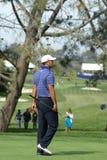 Golfista profesional de Tiger Woods Fotografía de archivo libre de regalías