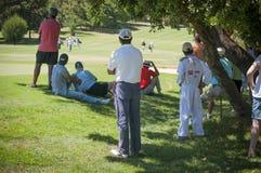 Golfkampioenschap stock fotografie