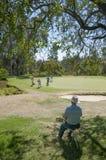 Golfkampioenschap royalty-vrije stock fotografie