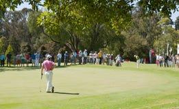 Golfkampioenschap stock afbeeldingen