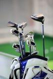 Golfklubbar Royaltyfri Foto
