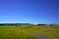 Golfklubben royaltyfri bild