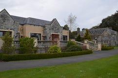 Golfklubhaus an Adare-Landsitz in Irland Lizenzfreie Stockfotografie