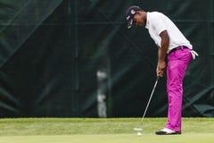 GolfMandela mästerskap Royaltyfria Bilder