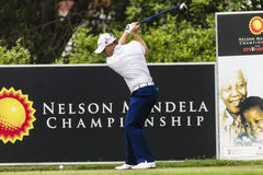 GolfMandela mästerskap Royaltyfri Foto