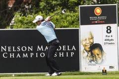 GolfMandela mästerskap Arkivbild