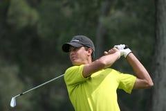 golfmetapontoen för 2007 challenge turnerar skåpbil weerelt Royaltyfria Bilder
