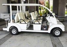 Golfmobil Stockbilder