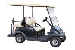Golfmobil Stockfoto