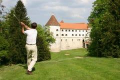GolfMokrice Imágenes de archivo libres de regalías