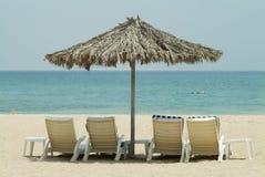 Golfo arabo Fotografie Stock