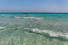 Golfo aranci in Sardinia. Stock Image