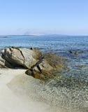 Golfo aranci. Stock Photo