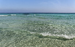 Golfo aranci. Royalty Free Stock Image