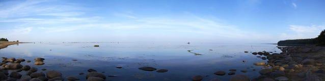 Golfo de Finlandia Foto de Stock Royalty Free