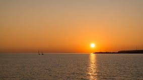 Golfo de Finlandia Foto de archivo libre de regalías