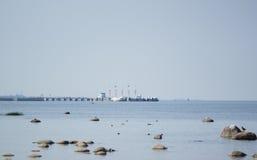 Golfo de Finlandia Fotos de archivo