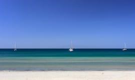 Golfo de Hauraki Imagem de Stock
