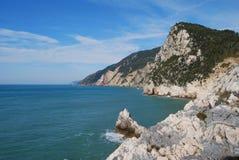 Golfo de los poetas italianos Imagen de archivo