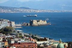 Golfo de Napoli Fotografía de archivo