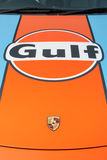 Golfo de Porsche 911 Imagem de Stock Royalty Free