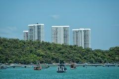 Golfo de Tailândia Fotos de Stock Royalty Free