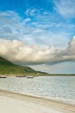 Golfo de Tailândia Imagens de Stock Royalty Free