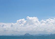 Golfo de Tailândia Imagem de Stock
