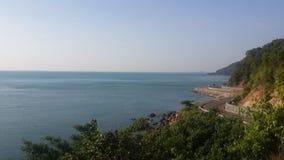 Golfo de Tailandia Imagen de archivo libre de regalías