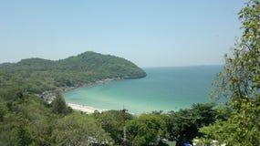 Golfo de Tailandia Fotos de archivo libres de regalías