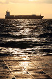 Golfo de Tessalónica Imagens de Stock Royalty Free