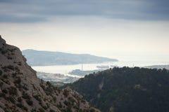 Golfo de Trieste Foto de archivo
