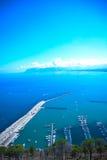 Golfo 2 del mare del castello immagini stock
