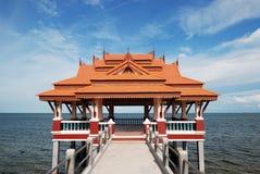 Golfo dell'allerta della Tailandia Fotografia Stock
