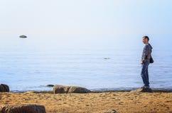 Golfo della Finlandia Fotografie Stock