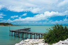 Golfo della Tailandia Fotografia Stock