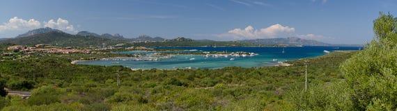 golfo di马里内拉,撒丁岛,意大利 库存照片